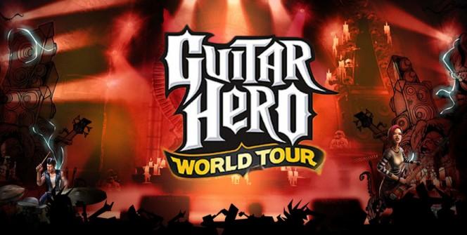 Guitar Hero World Tour список песен