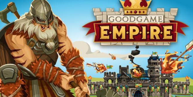 Браузерная игра Goodgame Empire