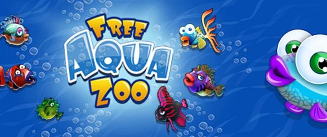 Free Aqua Zoo - аквариум игра онлайн