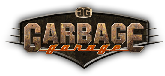 Garbage Garage - игра про свалку машин