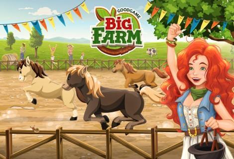 Goodgame Big Farm: Рынок лошадей