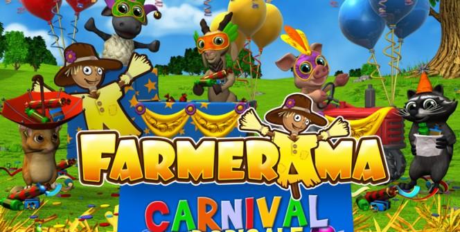 Тропический карнавал в Farmerama