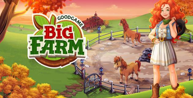 Грибная охота в Goodgame Big Farm