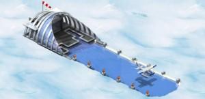 Skyrama: взлётно-посадочная полоса для гидросамолётов
