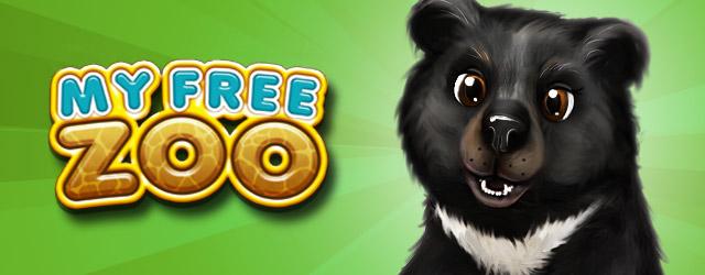 My Free Zoo Уссурийский медведь