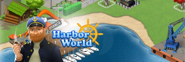 Harbor World открытое бета тестирование