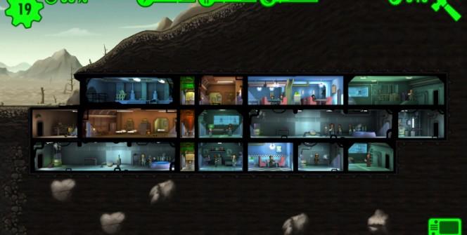 Fallout Shelter №1 в 48 странах