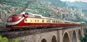 Пассажирские перевозки в Rail Nation