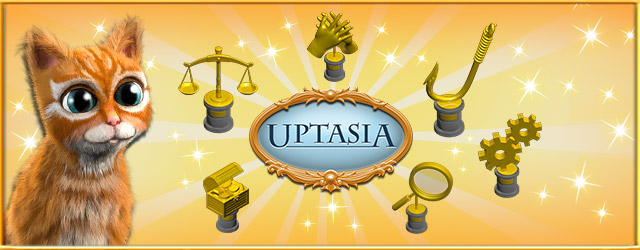 Мастер квесты в Uptasia