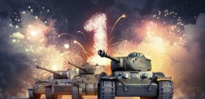 World of Tanks Blitz 1 год