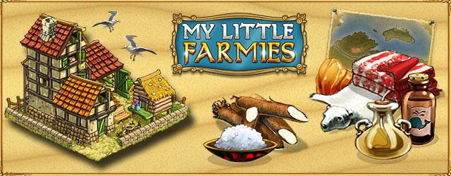 Моя маленькая ферма особый товар для короля