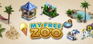 My Free Zoo Summer Decor