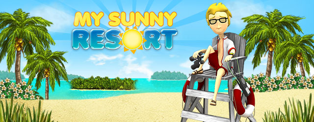 My Sunny Resort Спасатель Павел