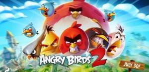 Angry Birds 2 выходят в июле