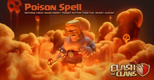 Clash of Clans обновление магии и профессиональных лиг