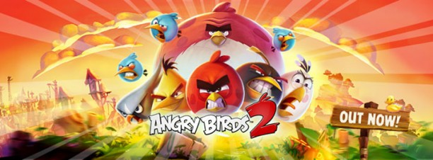 Andgry Birds 2 Release