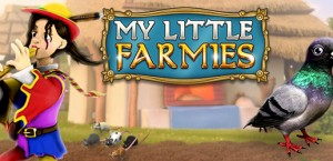 Голубь в My Little Farmies