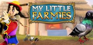 Голубь в My Little Farmies