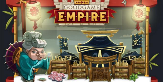 Goodgame Empire Вторжение Самураев