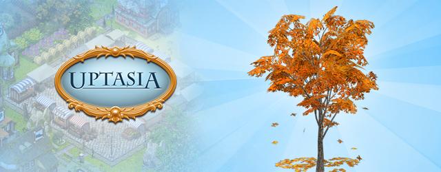 Осень в Uptasia