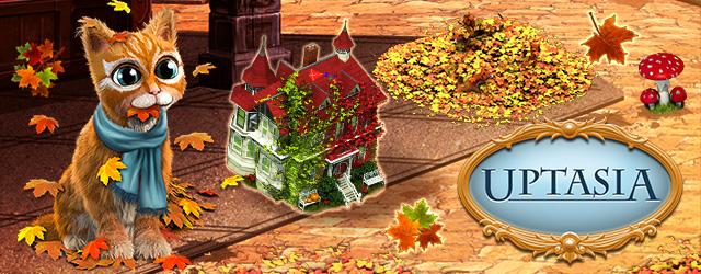 Золотая осень Уптасии