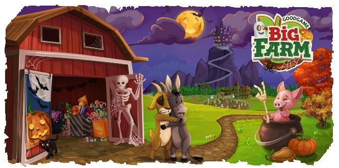 Big Farm Halloween 2015