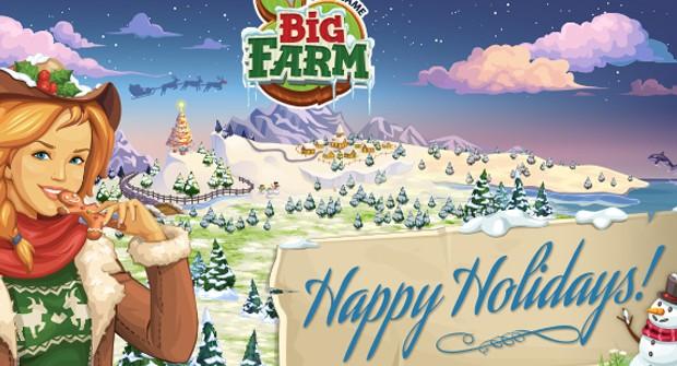 Рождество на Большой ферме