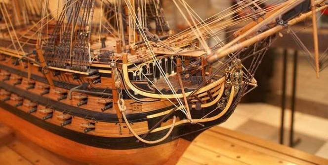 Моделирование корабль Виктория