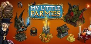 My Little Farmies Хэллоуин 2015