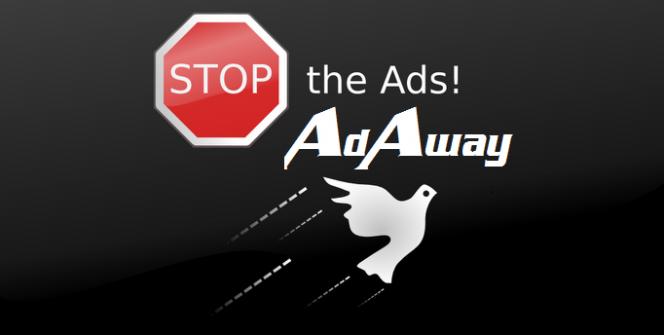 Adaway блокировщик рекламы для Андроид