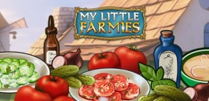 Салаты My Little Farmies