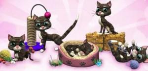 Клёвые кошки в Farmerama
