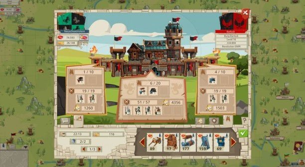 Обновление Goodgame Empire