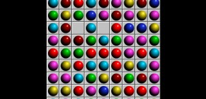 Игра lines 98 (шарики)